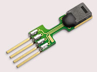 Sht75 Humidity And Temperature Sensor With Pic18f Uc